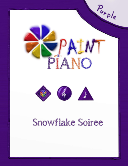 Snowflake Soiree (Easy Piano)