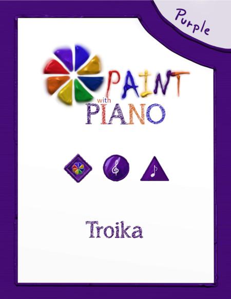 Troika (Easy Piano)