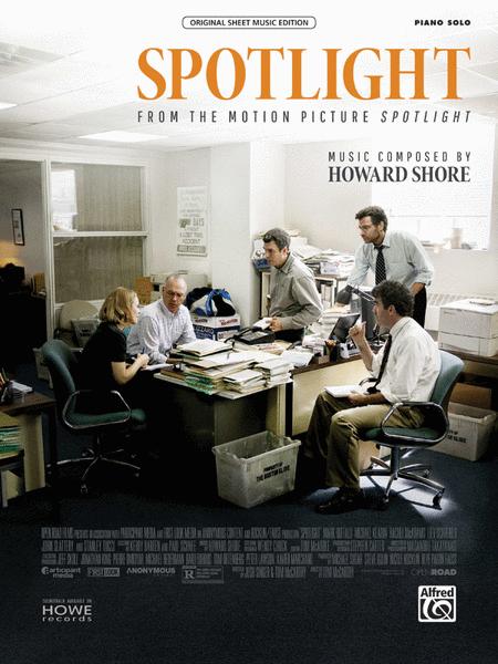 Spotlight (from the Motion Picture Spotlight)
