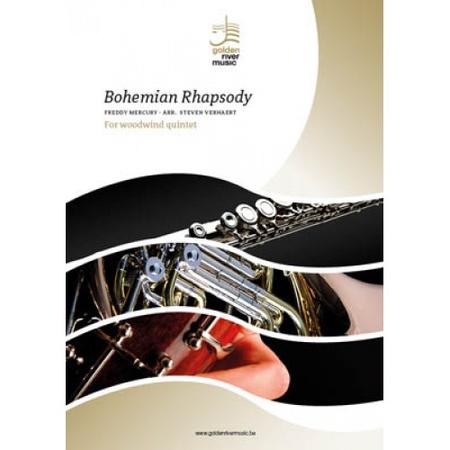 Bohemian Rhapsody - woodwind quintet