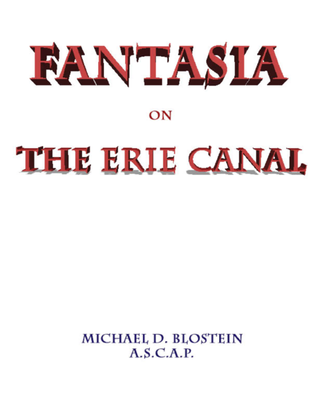 Fantasia on The Erie Canal