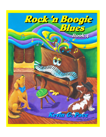Rock 'n Boogie Blues Book 4