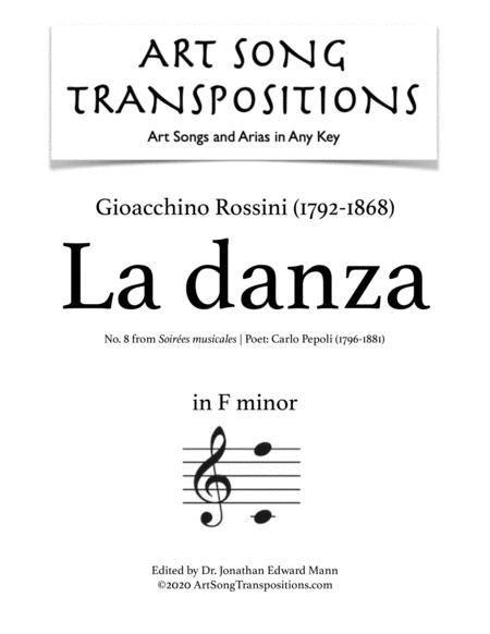 La Danza (F minor)