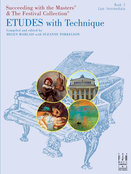 Etudes with Technique, Book 5
