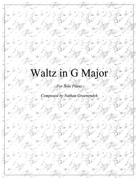 Waltz in G Major
