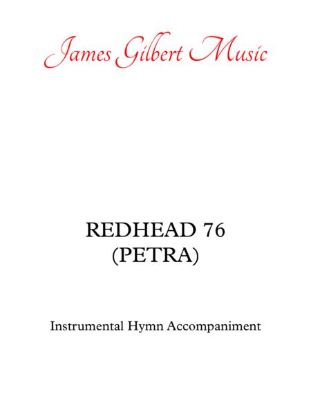 REDHEAD 76 [PETRA] (Go To Dark Gethsemane)
