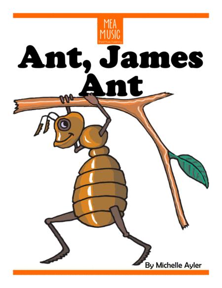 Ant, James Ant