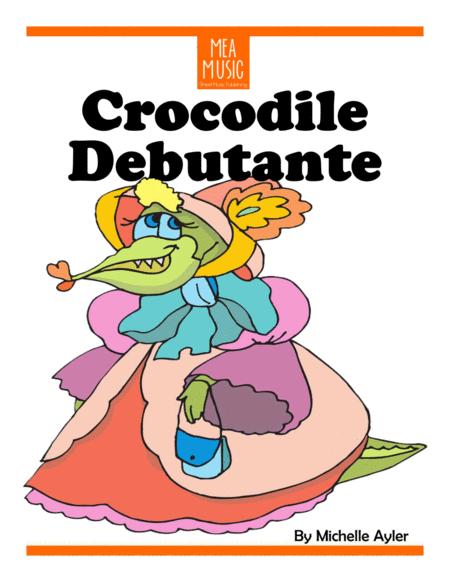 Crocodile Debutante
