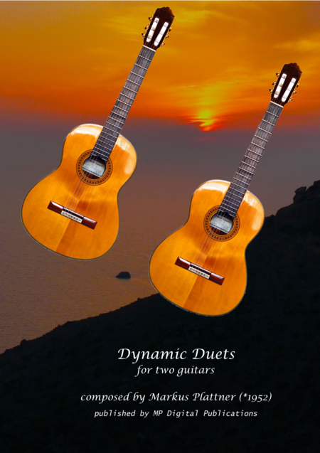 Dynamic Duets for 2 (fingerstyle) Guitars