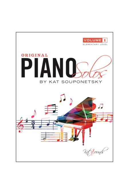 Original Piano Solos, Volume I - Elementary Level