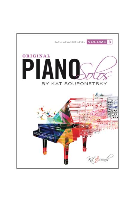 Original Piano Solos, Volume III - Early Advanced