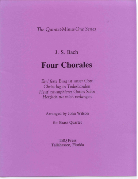 Four Chorales