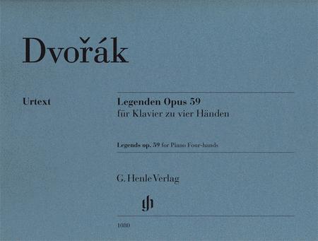 Legends Op. 59