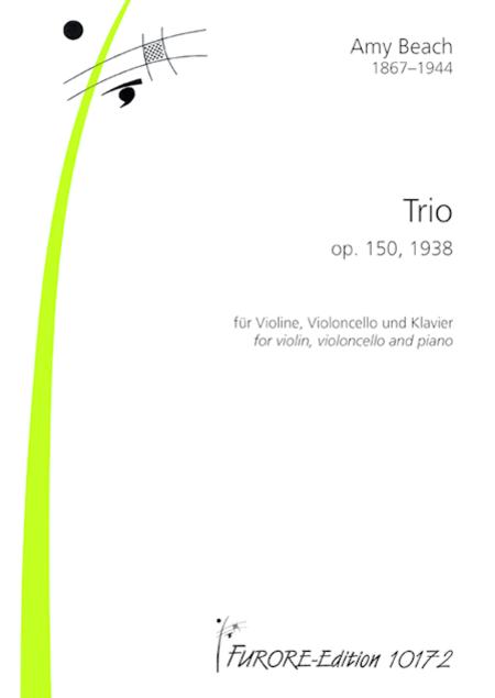 Trio op. 150 (1938)