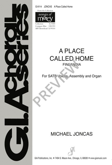 A place called home sheet music by jean sibelius sheet for Why is house music called house