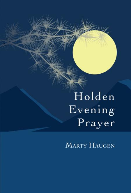 Holden Evening Prayer - Vocal / Keyboard edition