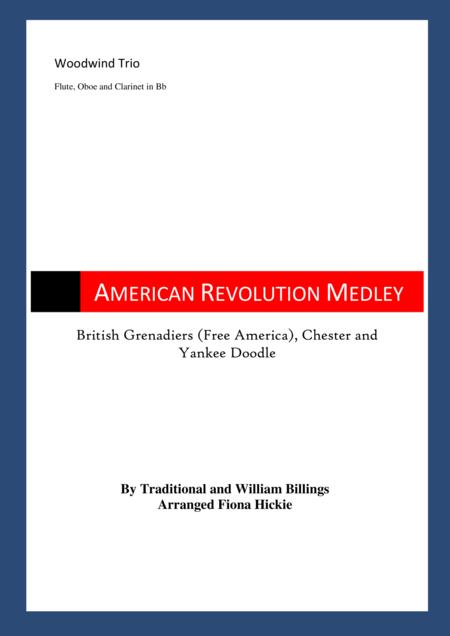 American Revolution Medley