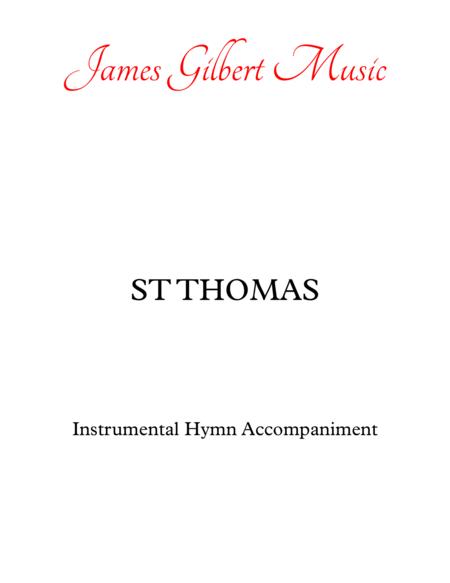 ST THOMAS (I Love Thy Kingdom, Lord)