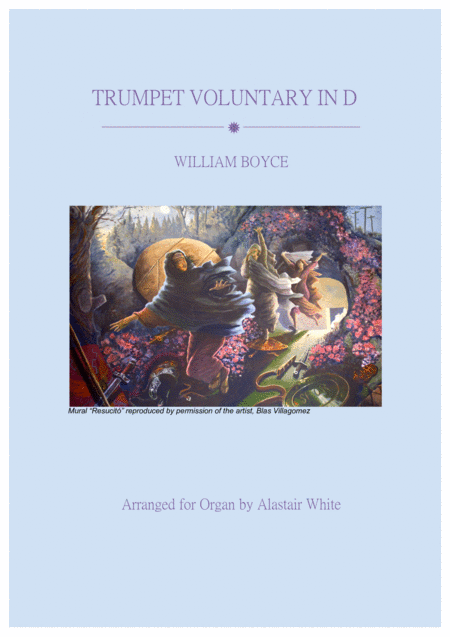William Boyce - Trumpet Voluntary in D