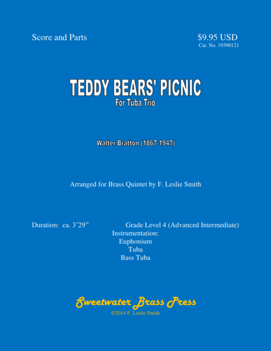 Teddy Bears' Picnic (for Tuba Trio)