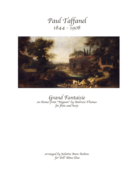 Grand Fantaisie by Paul Taffanel: on themes from