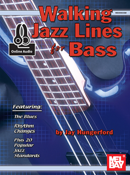 walking jazz lines for bass sheet music by jay hungerford sheet music plus. Black Bedroom Furniture Sets. Home Design Ideas