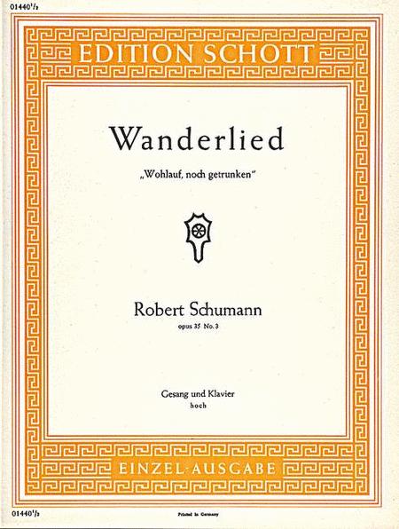 Wanderlied, Op. 35/3