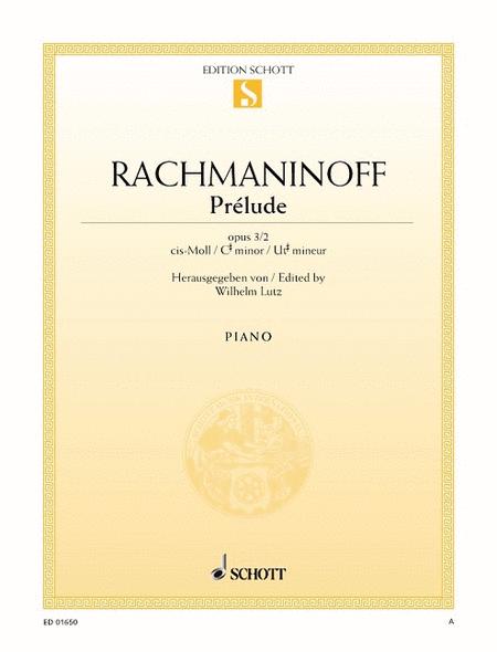 Prelude C-sharp minor, Op. 3/2