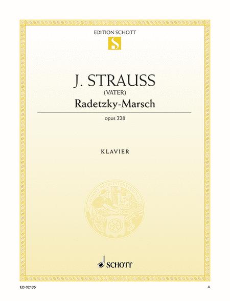 Radetzky March G major, Op. 228