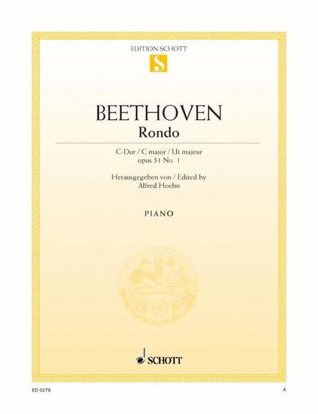 Rondo C major, Op. 51/1