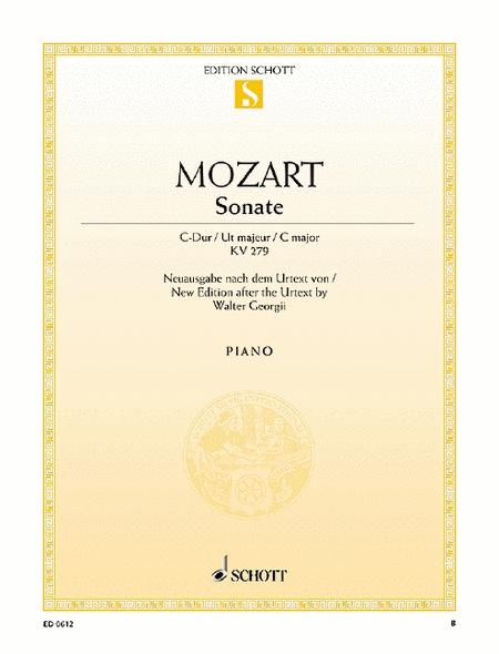 Sonata C major, K. 279