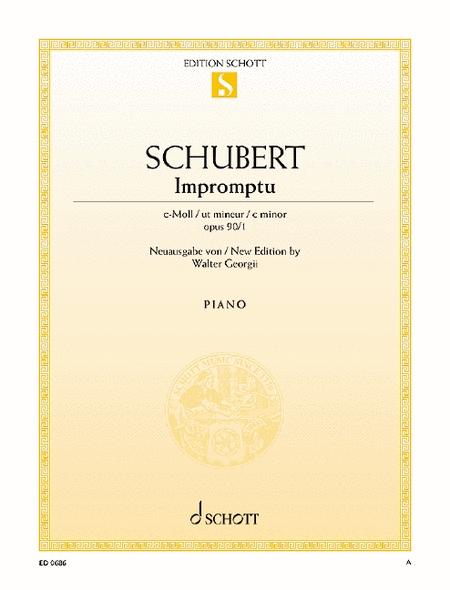 Impromptu, Op. 90 D 899 No. 1
