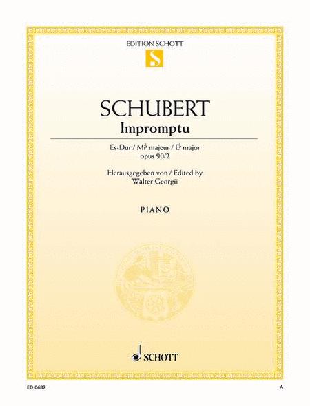 Impromptu, Op. 90 D 899 No. 2