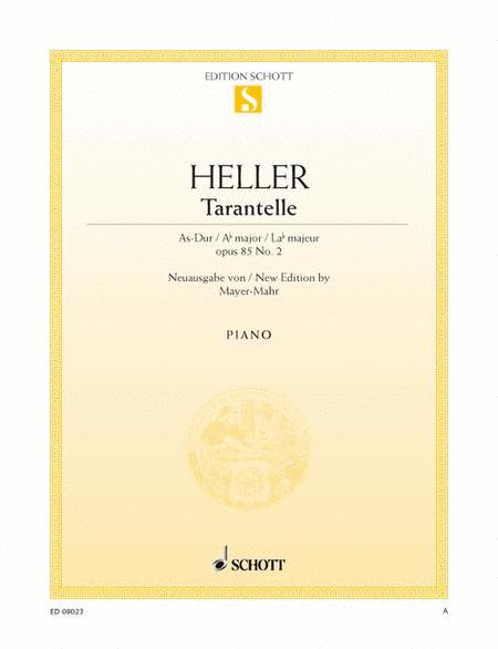 Tarantella A-flat major, Op. 85/2