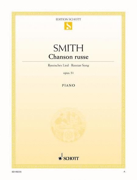 Chanson russe, Op. 31