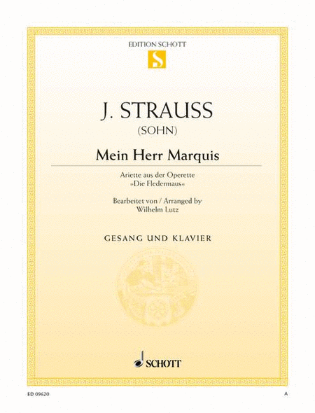 Mein Herr Marquis