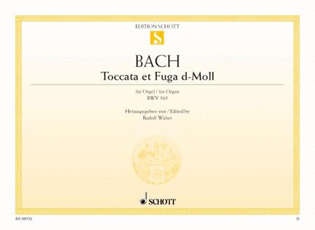 Toccata and Fugue D minor, BWV 565