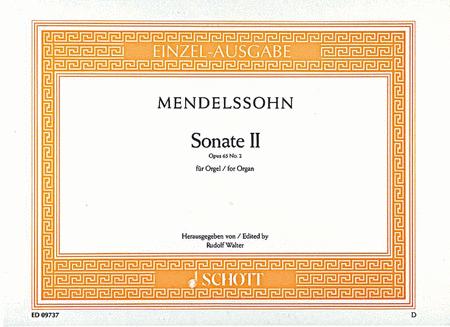 Sonata II, Op. 65/2