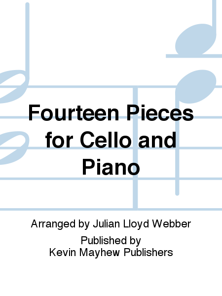 Fourteen Pieces for Cello and Piano