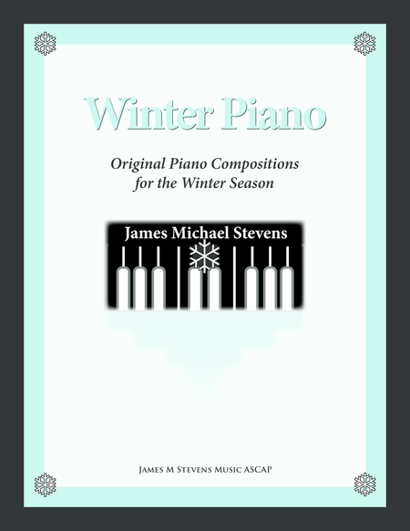 Winter Piano (original piano solos)