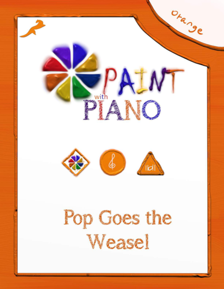 Pop Goes the Weasel (Easy Piano)