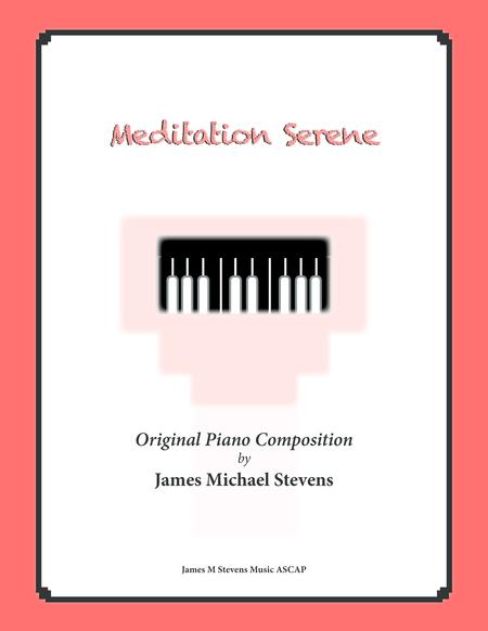 Meditation Serene (Sacred Piano)