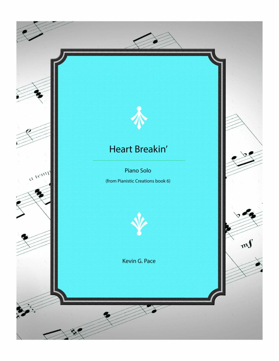 Heart Breakin' - piano solo