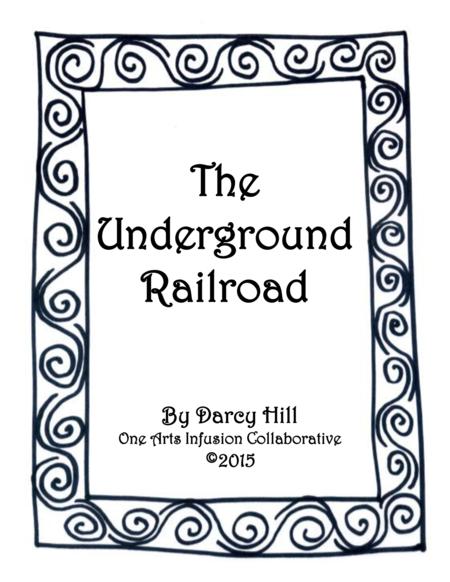 The Underground Railroad Sheet Music