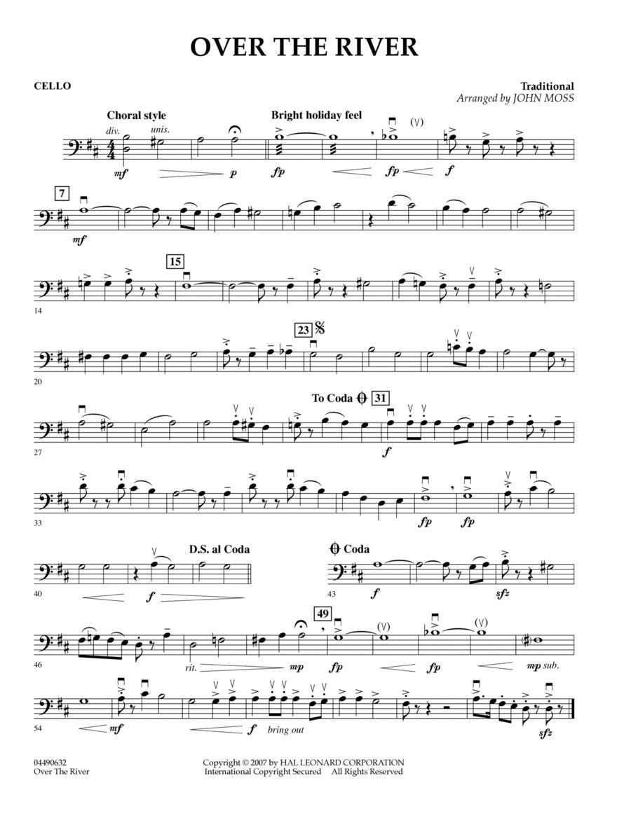 Over The River - Cello
