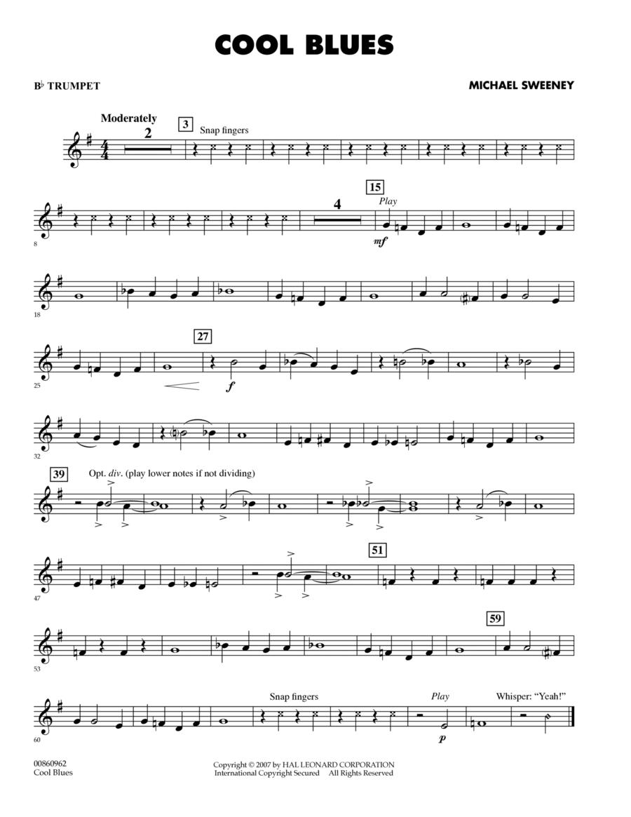 Cool Blues - Bb Trumpet