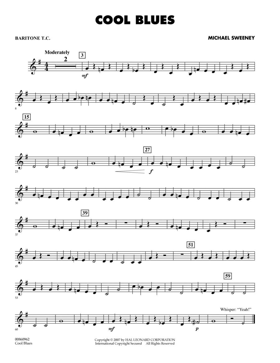 Cool Blues - Baritone T.C.
