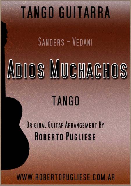 Adios muchachos - Tango (Sanders - Vedani)