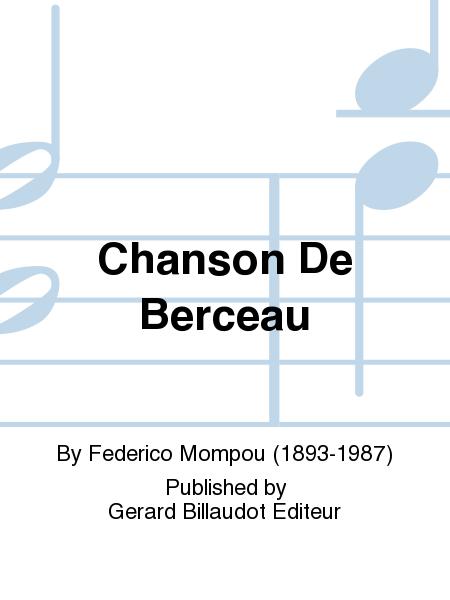 Chanson De Berceau
