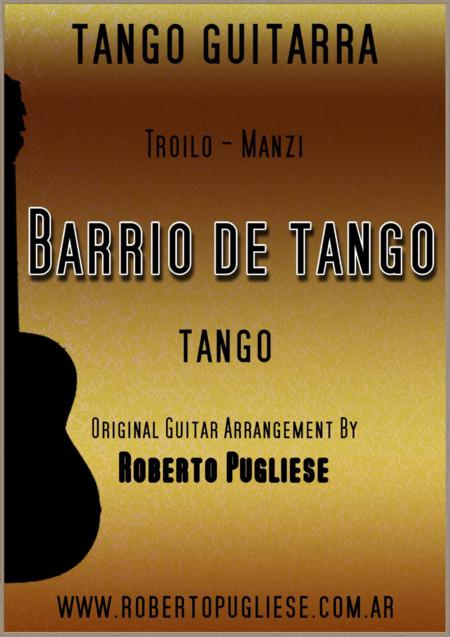 Barrio de tango - Tango (Troilo - Manzi)